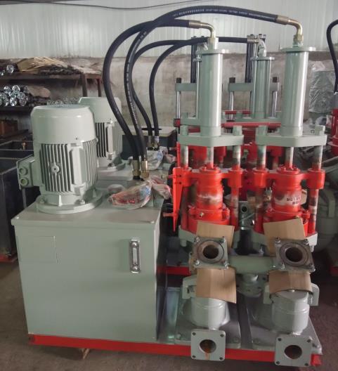 陶瓷泥浆柱塞泵使用案例