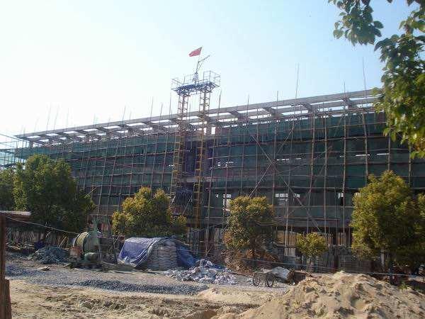 西安市浐灞第三小学工程项目