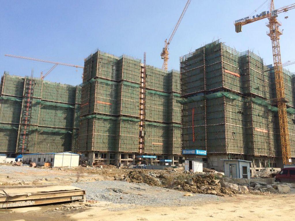 浐灞生态区西煤厂以西刘南村城中村改造项目