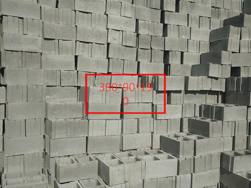 大孔非承重砖