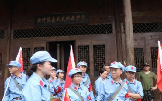 红色文化教育体验式培训课程——延安干部培训中心