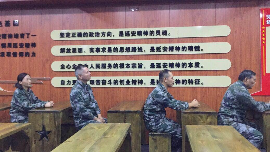 无锡道路交通安全协会党支部延安培训班掠影(一)