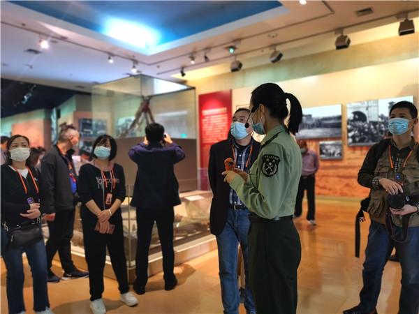 无锡道路交通安全协会党支部延安培训班掠影(二)