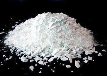 融雪为什么可以用氯化钙?
