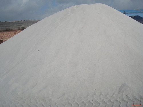 石英砂在各个行业的应用