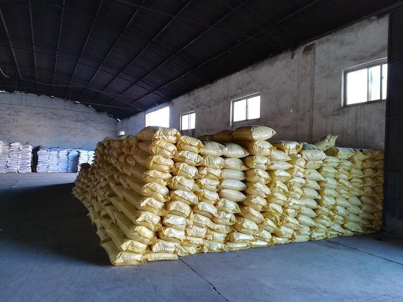 新疆聚合硫酸铁销售