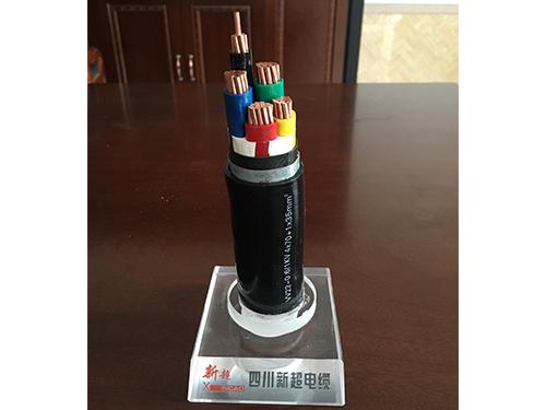 成都电力电缆(VV22-0.6/1KV 4*70+1*35mm^2)
