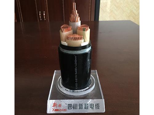 四川电力电缆(YJV22-0.6/1KV 3X400+1X240MM^2)