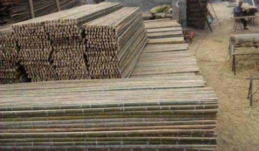 四川竹架板成功案例