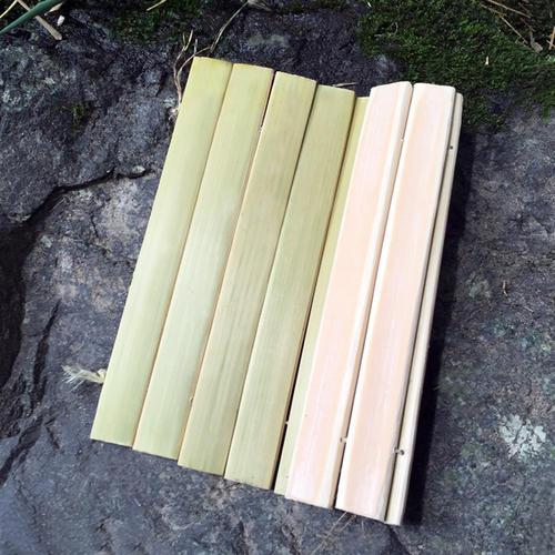 浅析四川竹片的制作工序