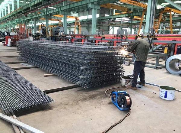 成都楼层板厂家生产环境