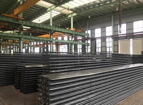 西昌楼层板工程生产环境展示