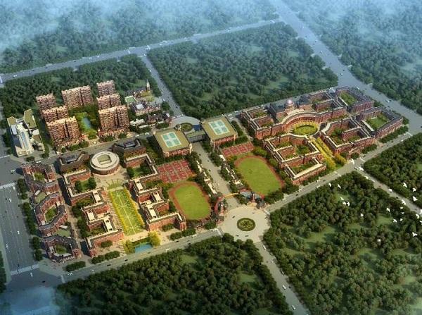 成都楼承板-北京外国语学院附属西南外国语学校