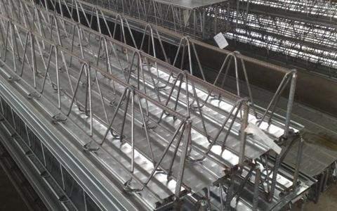 浅谈成都楼承板与构造柱钢筋应该如何进行连接