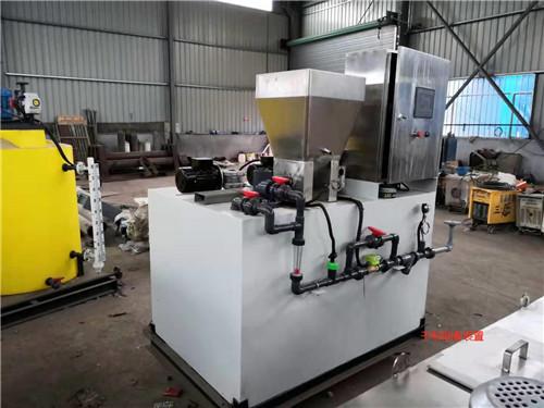 安康污水处理设备工艺流程说明
