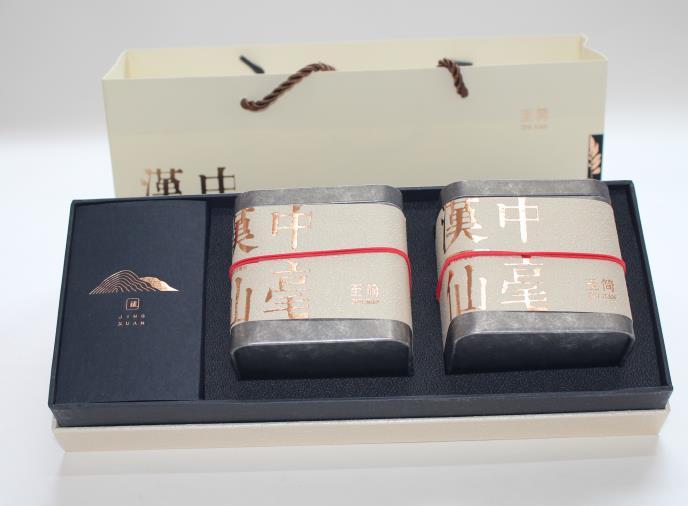 茶叶高档礼盒