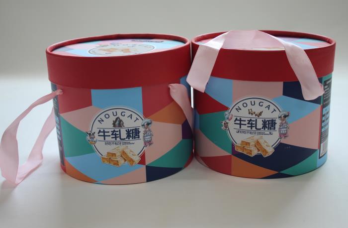 糖果包装纸罐