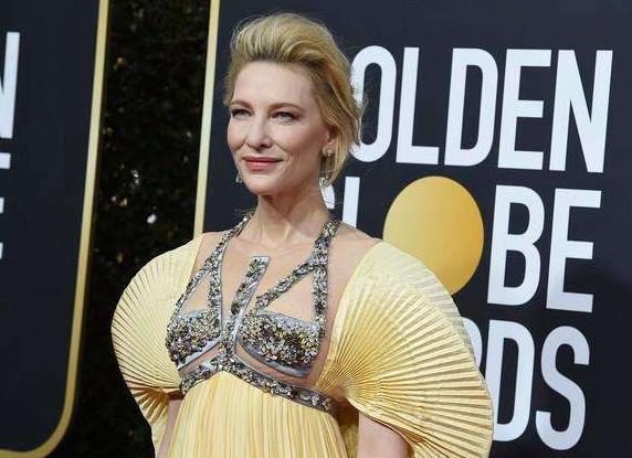 第77届美国电影电视金球奖颁奖礼在洛杉矶举行
