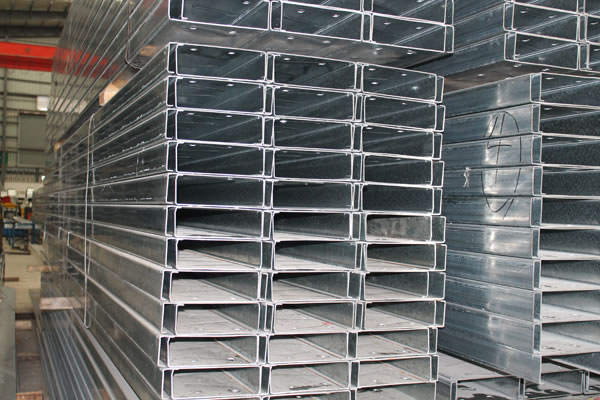 C型钢安装案例