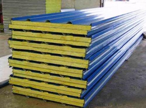 桂族岩棉板安装