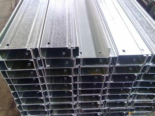C型钢生产