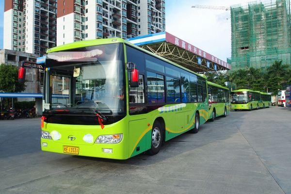 西安塑料袋厂家带来新资讯:10月17日西安市将新开通281路和121路公交线路