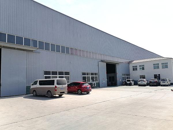 河南色母粒厂家厂区环境