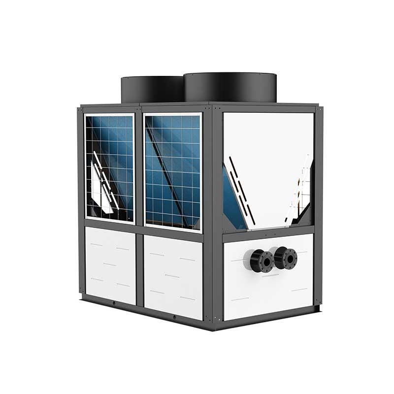 内蒙古空气能供暖ZGR-150IIAD