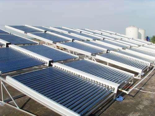 内蒙古太阳能热水工程的安装规范流程