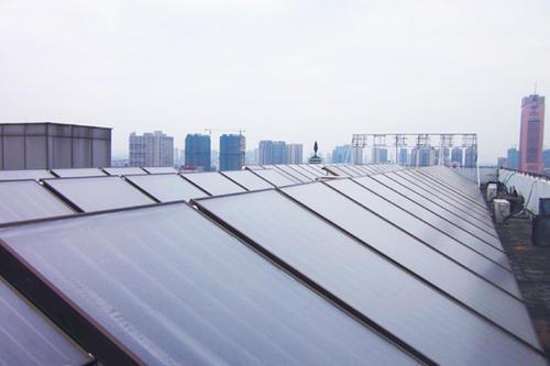 内蒙古太阳能热水工程特点