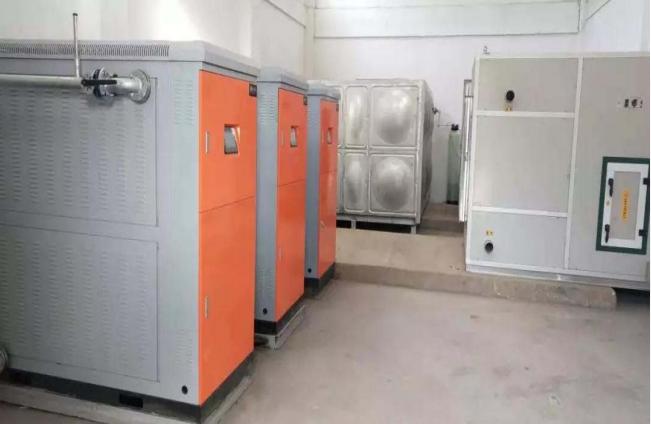 内蒙古量子能锅炉安装