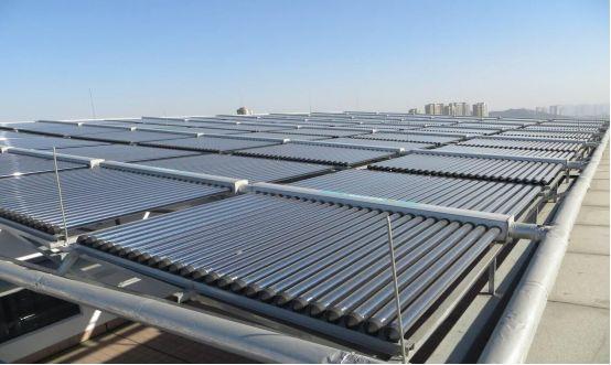 内蒙古太阳能热水