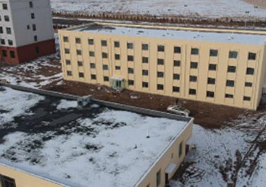 乌兰察布市察右中旗办公楼