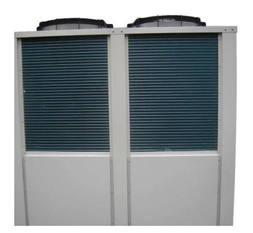 内蒙古空气能供暖设备热泵机组酒店供应案例