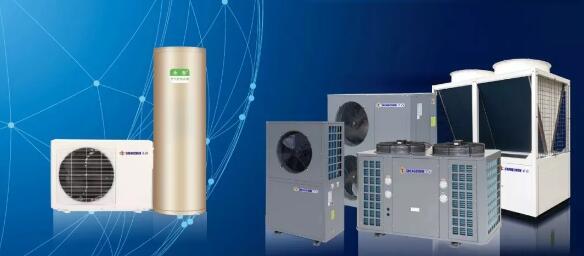 空气能供暖设备