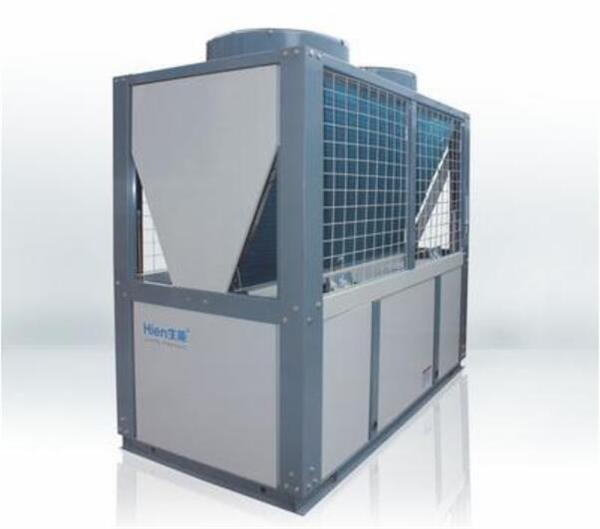 空气源热泵的系统组成与优势