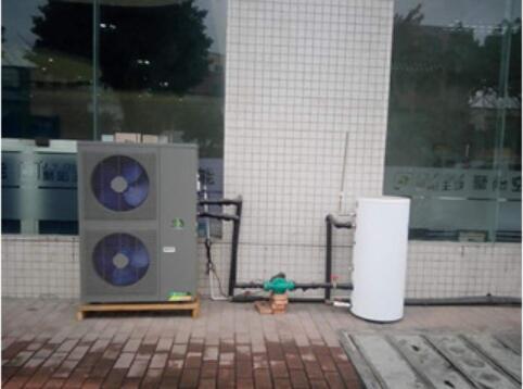 低温空气能热泵机组