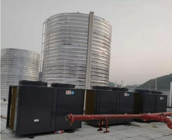 实例说明具体空气能热水器如何匹配!
