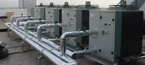 空气能热泵缓冲水箱的4大作用与大小匹配方法!