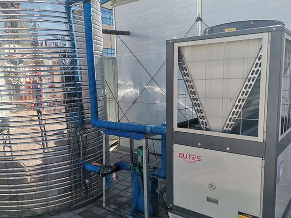 内蒙古空气能热水生产安装