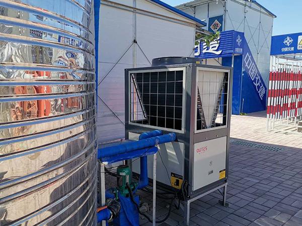 内蒙古空气能热水安装