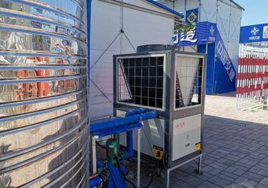 东二环中国交建5吨热水合作案例