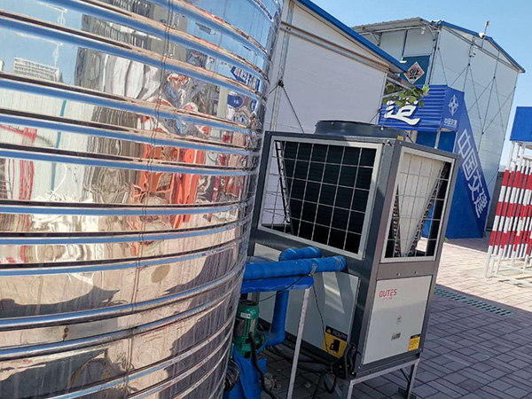 内蒙古空气能热水生产批发