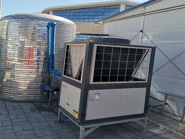 空气能热水生产制作