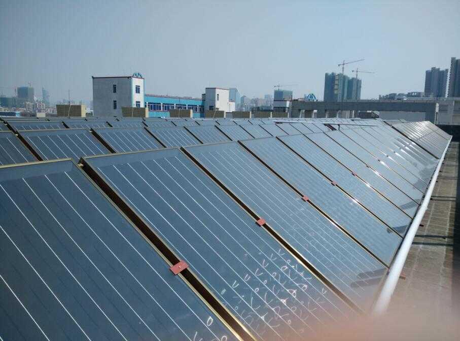 什么是太阳能热水呢?