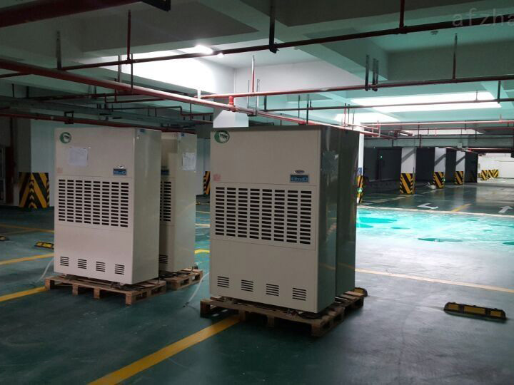 四川工业除湿机案例