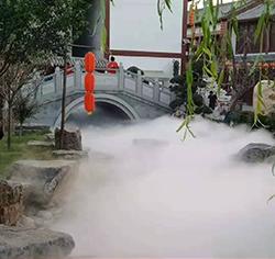 如何保养景观造雾设备