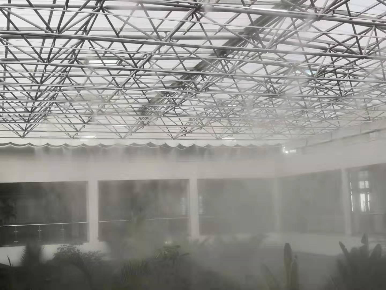 四川喷雾降温