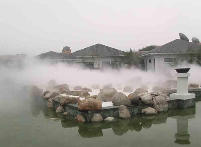 景观造雾系统