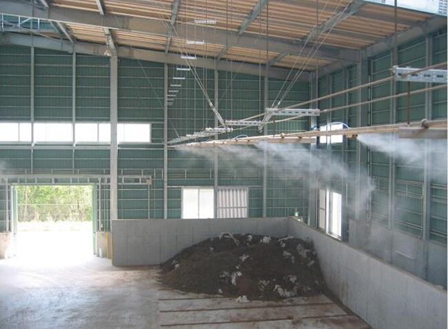 化工厂喷雾除臭